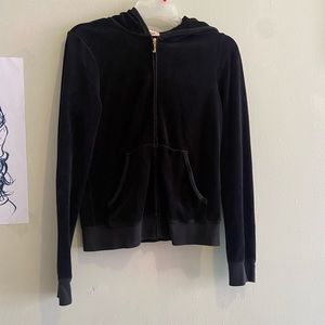 Black Juicy Couture Hoody (Bin A)